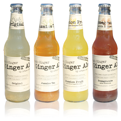Fresh Ginger [Ginger Ale] by Bruce Cost